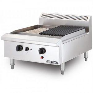 Bếp nướng than nhân tạo dùng gas CRB2B-17
